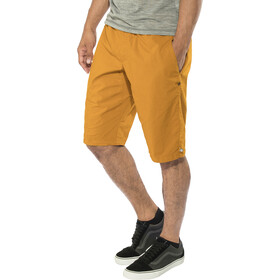 E9 Pentagon Shorts Homme, mustard
